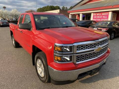 2014 Chevrolet Silverado 1500 for sale at Sell Your Car Today in Fayetteville NC