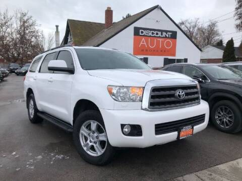 2014 Toyota Sequoia for sale at Discount Auto Brokers Inc. in Lehi UT