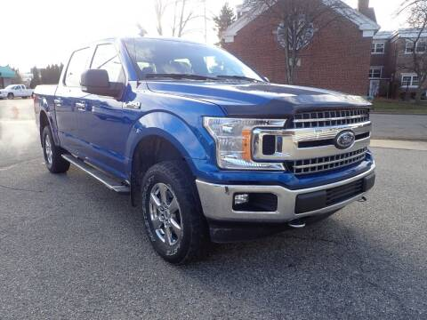 2018 Ford F-150 for sale at Marvel Automotive Inc. in Big Rapids MI