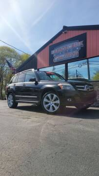 2010 Mercedes-Benz GLK for sale at Harborcreek Auto Gallery in Harborcreek PA