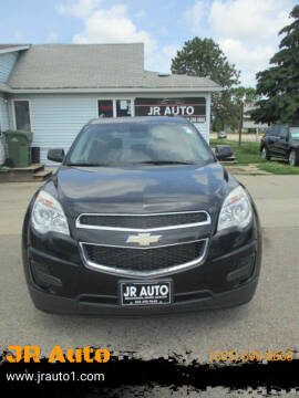 2012 Chevrolet Equinox for sale at JR Auto in Brookings SD