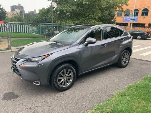 2017 Lexus NX 200t for sale at Sylhet Motors in Jamaica NY