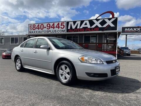 2011 Chevrolet Impala for sale at Maxx Autos Plus in Puyallup WA