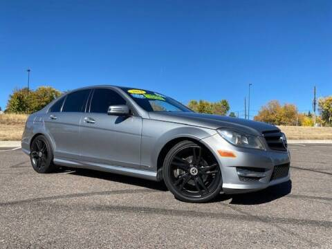 2014 Mercedes-Benz C-Class for sale at UNITED Automotive in Denver CO
