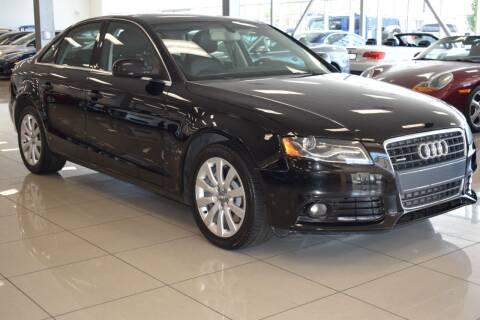 2010 Audi A4 for sale at Legend Auto in Sacramento CA