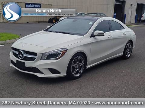 2014 Mercedes-Benz CLA for sale at 1 North Preowned in Danvers MA
