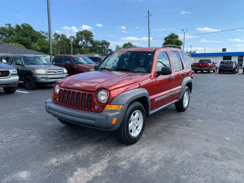 2006 Jeep Liberty for sale at Sam's Motor Group in Jacksonville FL