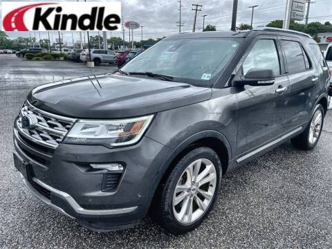 2018 Ford Explorer for sale at Kindle Auto Plaza in Middle Township NJ