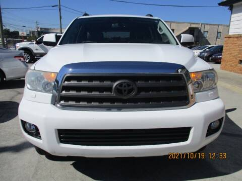 2012 Toyota Sequoia for sale at Atlantic Motors in Chamblee GA