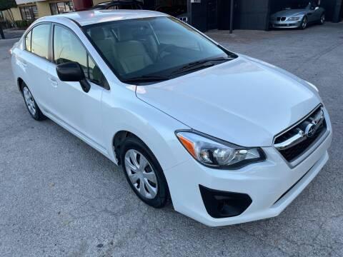 2013 Subaru Impreza for sale at Austin Direct Auto Sales in Austin TX