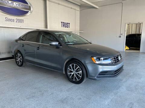 2018 Volkswagen Jetta for sale at TANQUE VERDE MOTORS in Tucson AZ