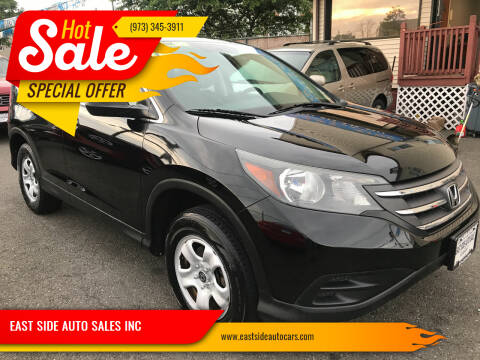 2014 Honda CR-V for sale at EAST SIDE AUTO SALES INC in Paterson NJ
