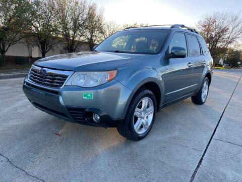 2009 Subaru Forester for sale at Triple A's Motors in Greensboro NC