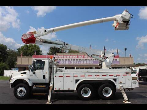 2004 International WorkStar 7400 for sale at Kents Custom Cars and Trucks in Collinsville OK