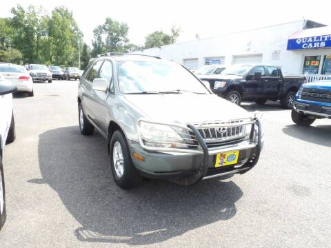 2002 Lexus RX 300 for sale at United Auto Land in Woodbury NJ