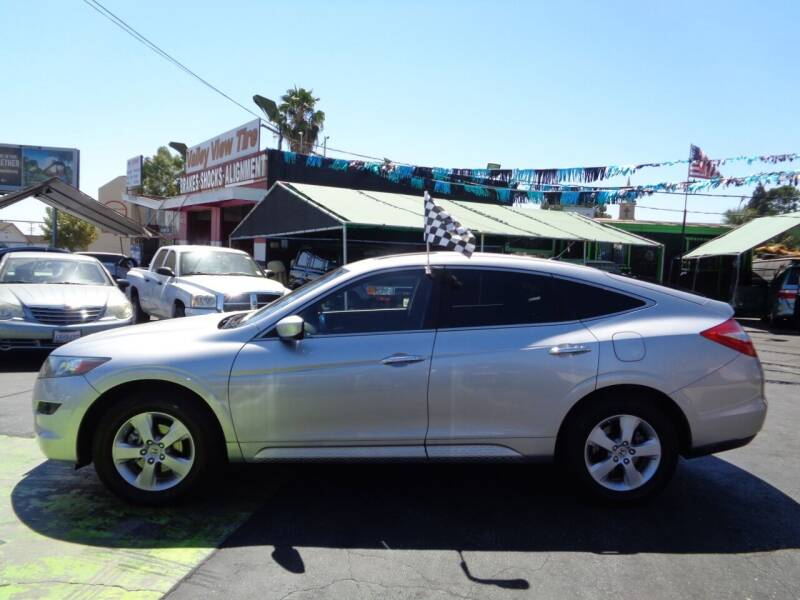 2012 Honda Crosstour for sale at Pauls Auto in Whittier CA