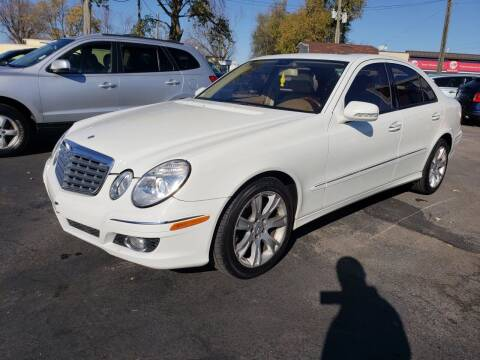 2009 Mercedes-Benz E-Class for sale at Nonstop Motors in Indianapolis IN