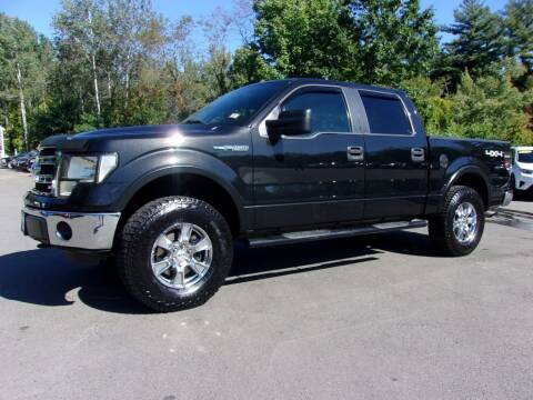 2014 Ford F-150 for sale at Mark's Discount Truck & Auto in Londonderry NH
