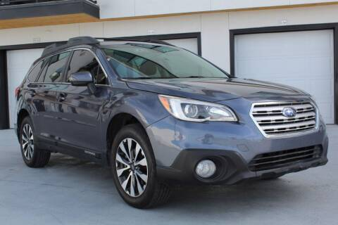 2016 Subaru Outback for sale at Avanesyan Motors in Orem UT