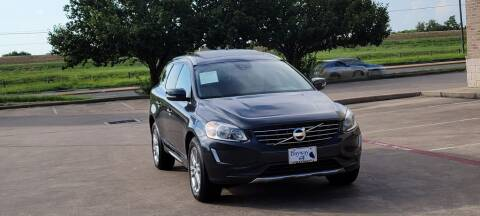 2014 Volvo XC60 for sale at America's Auto Financial in Houston TX