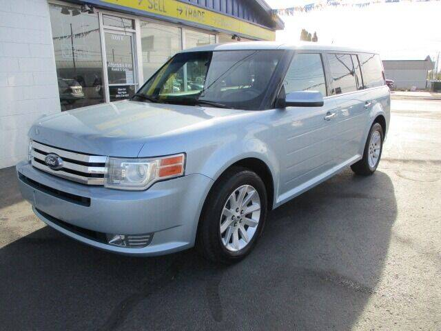 2009 Ford Flex for sale at Affordable Auto Rental & Sales in Spokane Valley WA