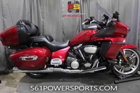 2018 Yamaha Star Venture with Transcontine for sale at Powersports of Palm Beach in Hollywood FL
