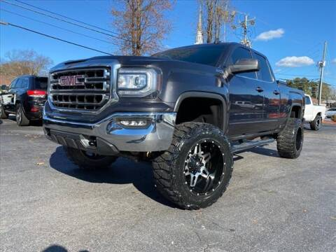 2016 GMC Sierra 1500 for sale at iDeal Auto in Raleigh NC
