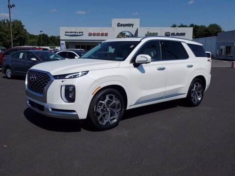 2021 Hyundai Palisade for sale at Jeff D'Ambrosio Auto Group in Downingtown PA