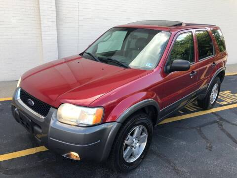 2004 Ford Escape for sale at Carland Auto Sales INC. in Portsmouth VA