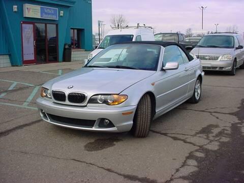 2004 BMW 3 Series for sale at VOA Auto Sales in Pontiac MI