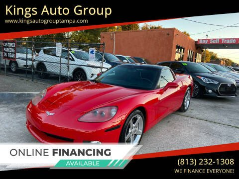 2006 Chevrolet Corvette for sale at Kings Auto Group in Tampa FL