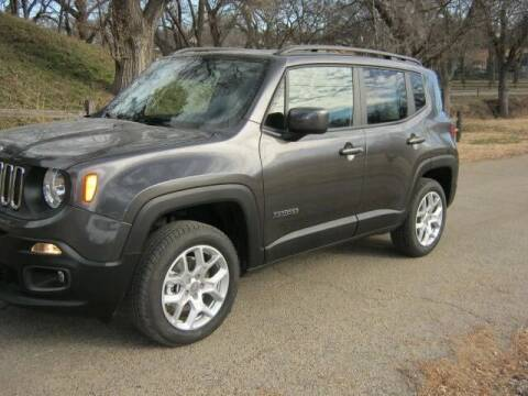 2018 Jeep Renegade for sale at Matteson Motors Inc in Phillipsburg KS