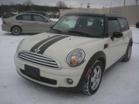 2008 MINI Cooper Clubman for sale at ELITE AUTOMOTIVE in Euclid OH