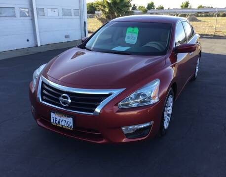 2013 Nissan Altima for sale at My Three Sons Auto Sales in Sacramento CA