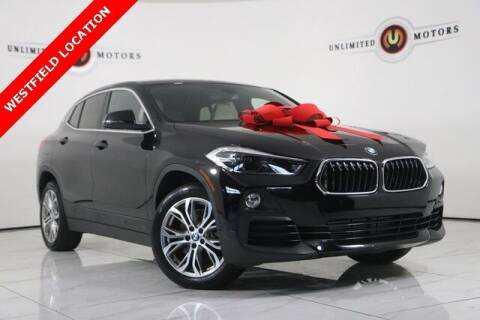 2018 BMW X2 for sale at INDY'S UNLIMITED MOTORS - UNLIMITED MOTORS in Westfield IN