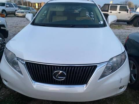 2010 Lexus RX 350 for sale at Z Motors in Chattanooga TN
