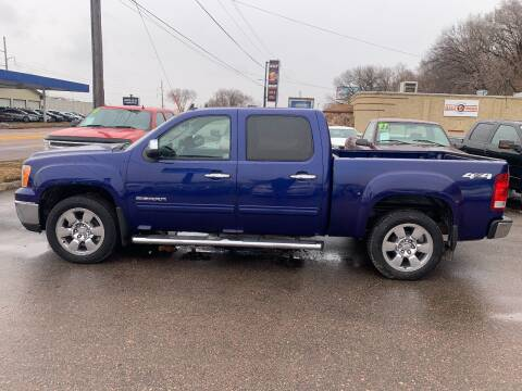 2010 GMC Sierra 1500 for sale at Iowa Auto Sales, Inc in Sioux City IA