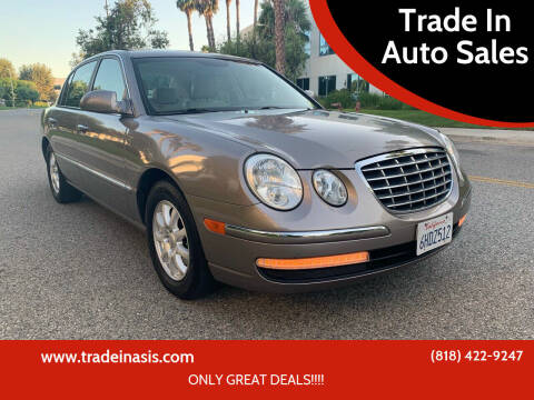 2008 Kia Amanti for sale at Trade In Auto Sales in Van Nuys CA