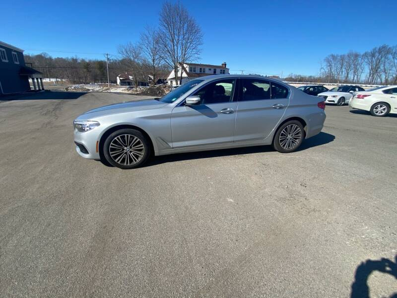 2018 BMW 5 Series for sale at BEACH AUTO GROUP INC in Fishkill NY
