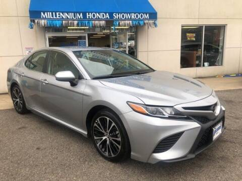2019 Toyota Camry for sale at MILLENNIUM HONDA in Hempstead NY