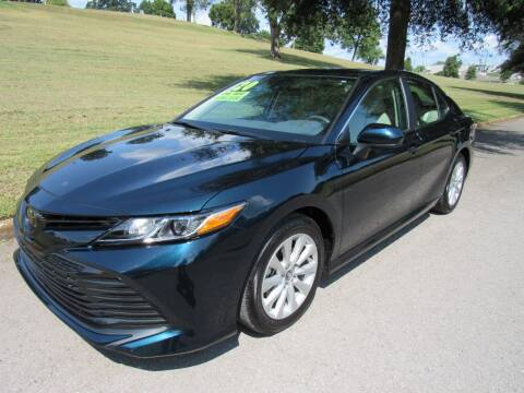 2020 Toyota Camry for sale at Roadstar Auto Sales Inc in Nashville TN