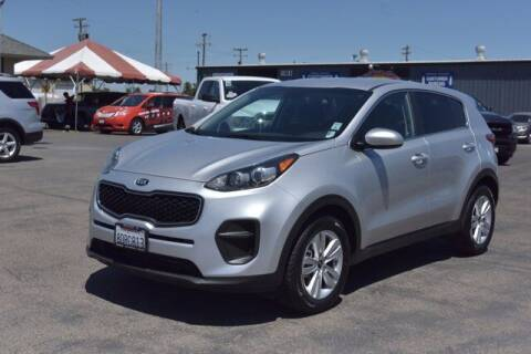 2018 Kia Sportage for sale at Choice Motors in Merced CA
