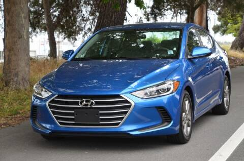2018 Hyundai Elantra for sale at Brand Motors llc in Belmont CA
