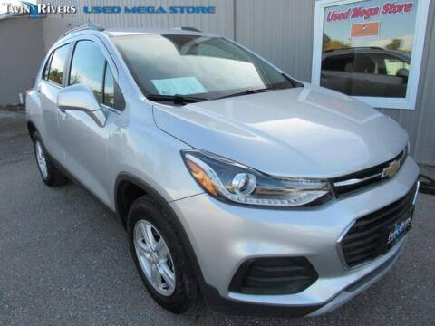 2020 Chevrolet Trax for sale at TWIN RIVERS CHRYSLER JEEP DODGE RAM in Beatrice NE