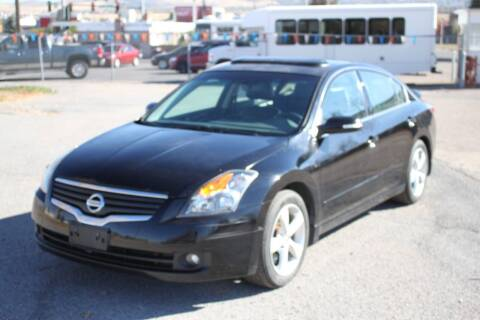 2008 Nissan Altima for sale at Motor City Idaho in Pocatello ID