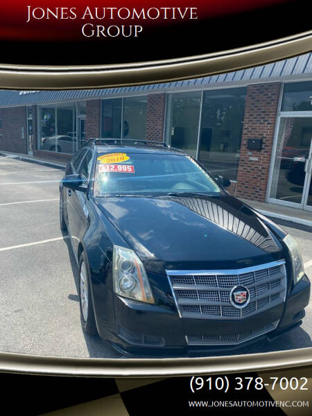 2010 Cadillac CTS for sale at Jones Automotive Group in Jacksonville NC
