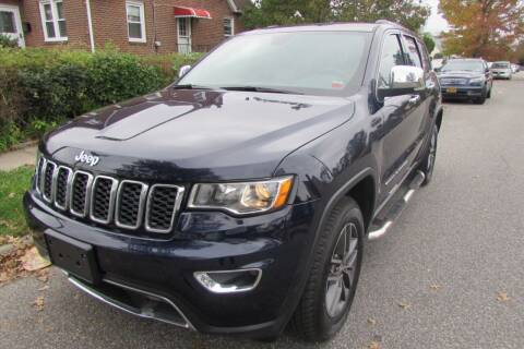 2017 Jeep Grand Cherokee for sale at First Choice Automobile in Uniondale NY