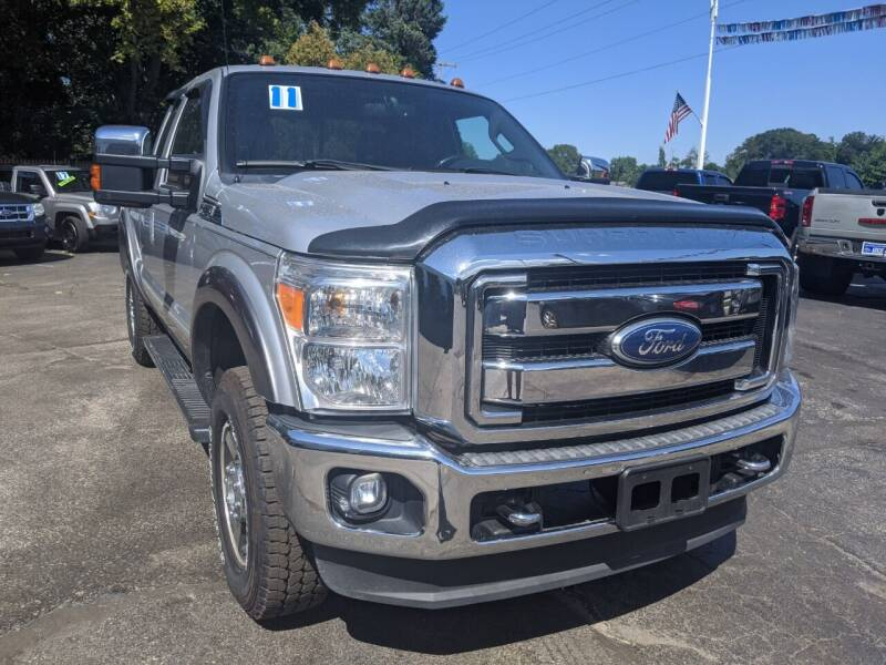 2011 Ford F-250 Super Duty for sale at GREAT DEALS ON WHEELS in Michigan City IN