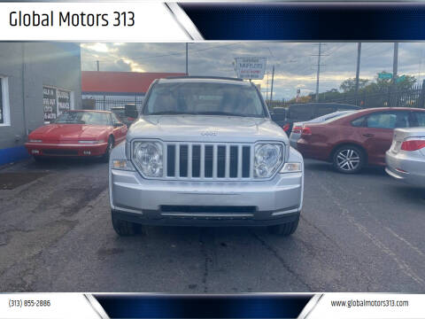 2009 Jeep Liberty for sale at Global Motors 313 in Detroit MI