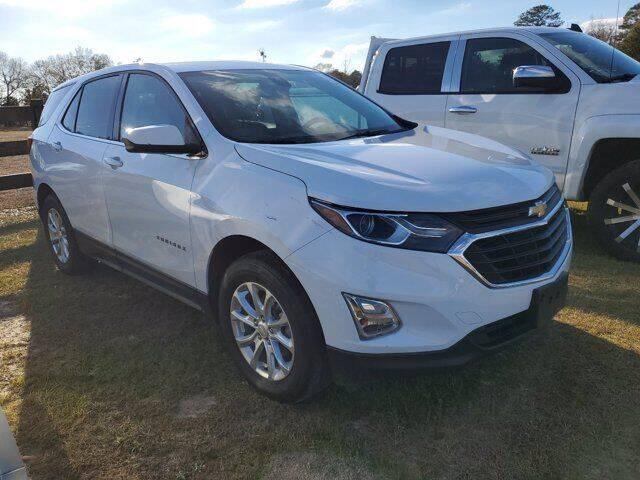 2020 Chevrolet Equinox for sale at Bratton Automotive Inc in Phenix City AL